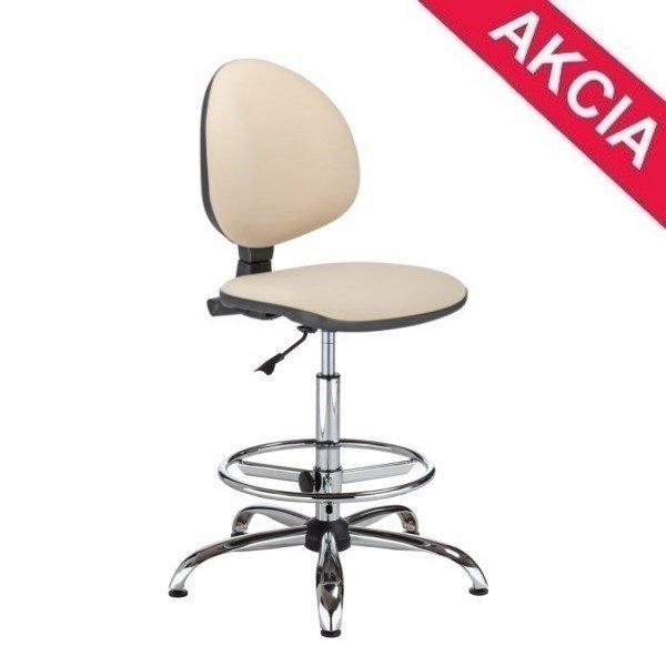 4729efd44b2f pracovná stolička Smart ST02 Ring